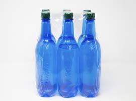 fardeaux de bouteilles